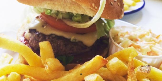 STUDIO 5 Bar & Burger - Paris