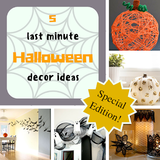 http://keepingitrreal.blogspot.com.es/2016/10/5-last-minute-halloween-decor-ideas.html