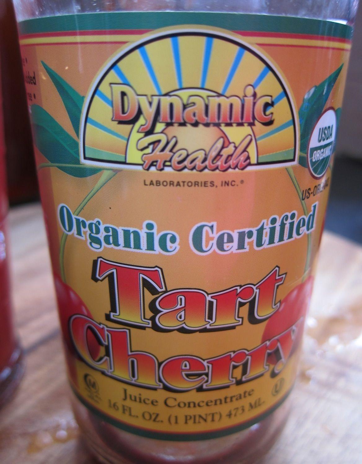 Less Sugar Naturally: Homemade Lemon-Cherry Soda