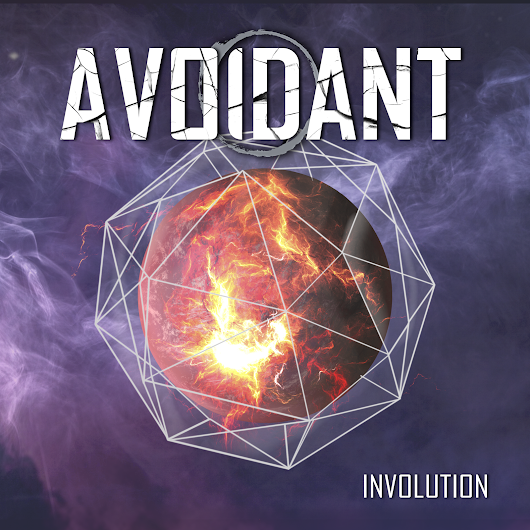 Avoidant – Involution [EP] (2013) - Descargas Rock Metal | Dargedik.com