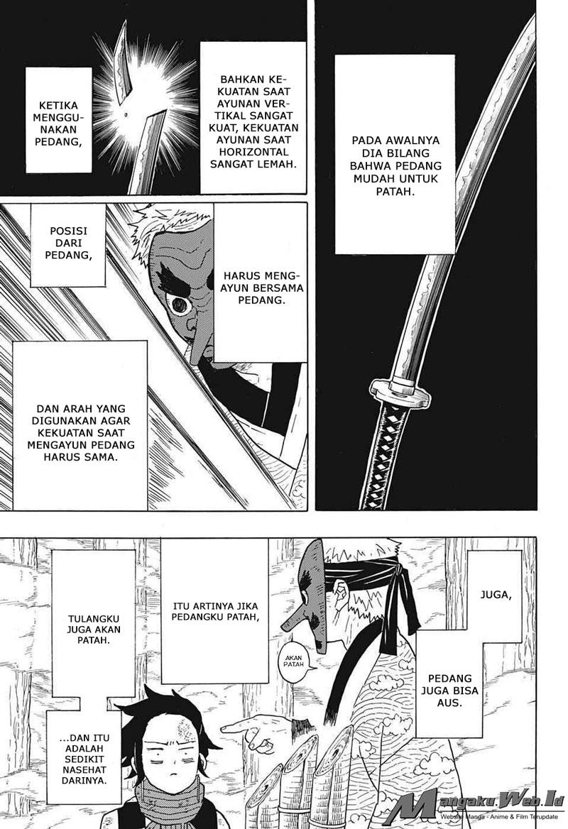 Kimetsu no Yaiba Chapter 4