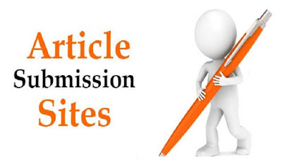 Article Submission Sites For SEO