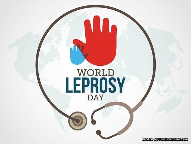 Sambutan Hari Kusta Sedunia, World Leprosy Day