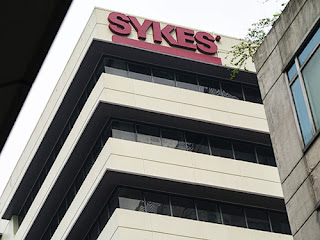 SYKES Asia Inc new office in Glorietta 1 Makati