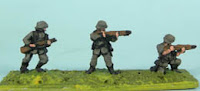 German Infantry (mix of 6 types)