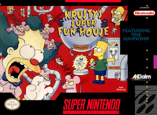 Krusty's Super Fun House [ SNES ]