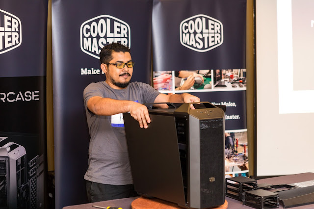 Image result for coolermaster maker made accessories