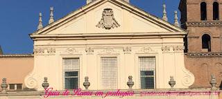 Roma pontos turisticos Santa Cecilia - Pontos turísticos de Roma