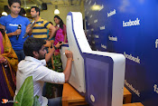 Nani and Keerhi Suresh at Facebook Office-thumbnail-5