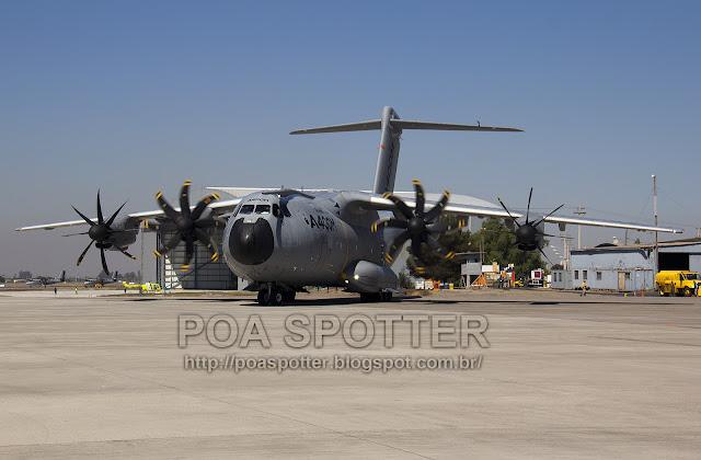 A400M - FIDAE 2012