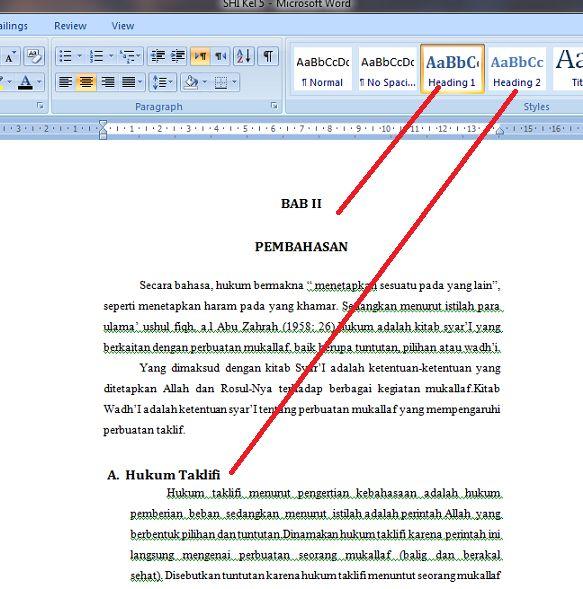 Banyak sekali yang bertanya wacana menciptakan daftar isi yang anggun untuk makalah 2 Cara Membuat Daftar Isi Otomatis & Manual di Word