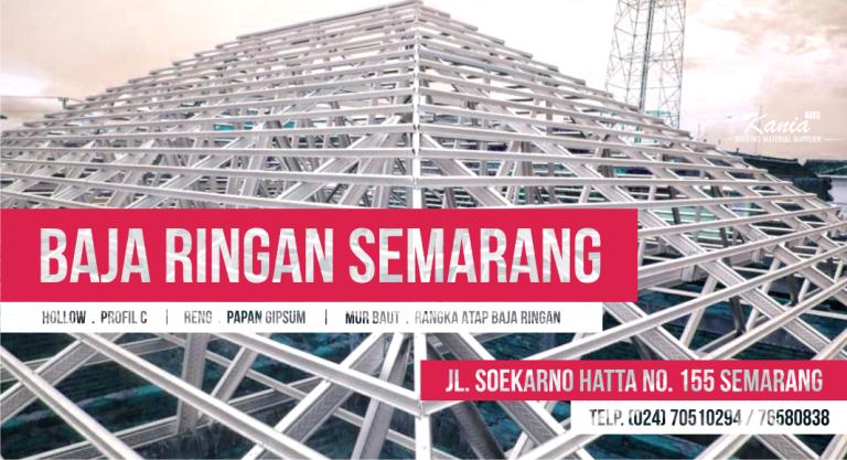 Baja Ringan Murah Kudus Kabupaten Jawa Tengah 59313 Rangka Atap Lengkap Berkualitas Harga Galvalum
