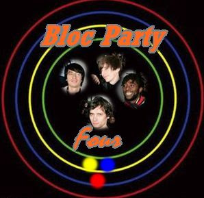 Bloc Party Album Four cover