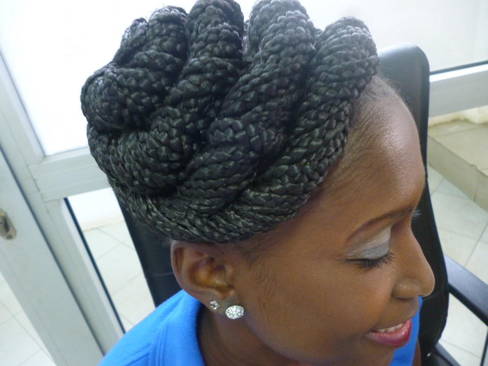 Fashion Public Relations Box Braids And Cornroll Hairstyles