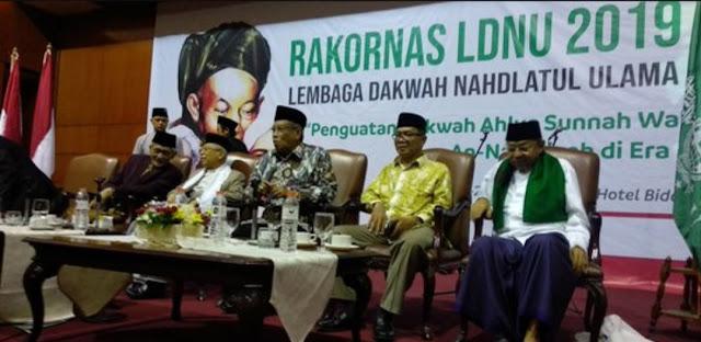 Penjelasan Kiai Said Aqil Soal Imam dan Khatib Selain dari NU Salah Semua
