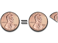 1 Penny equals 1.15 pennies