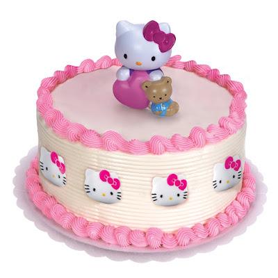Gambar Kue Hello Kitty Lucu Ulang Tahun Hello Kitty Cake Happy Birthday