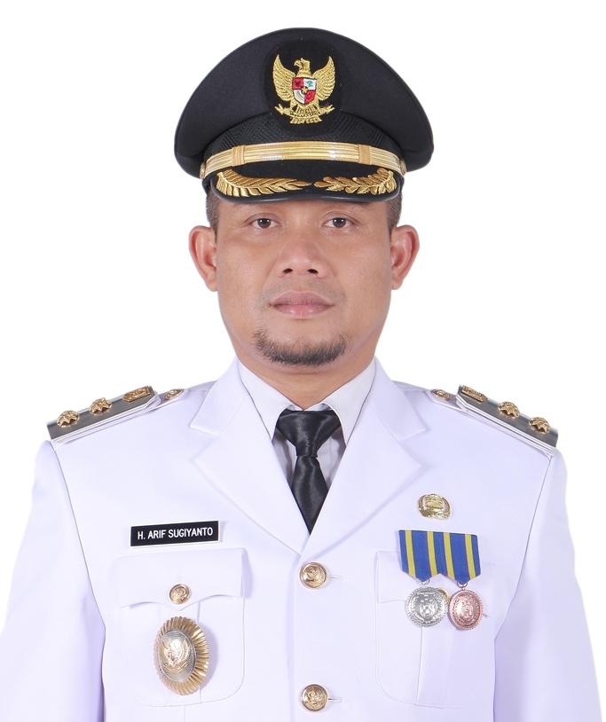 Lantik Arif Sugiyanto, Ganjar: Wakil Bupati itu Tugasnya ya Wakil