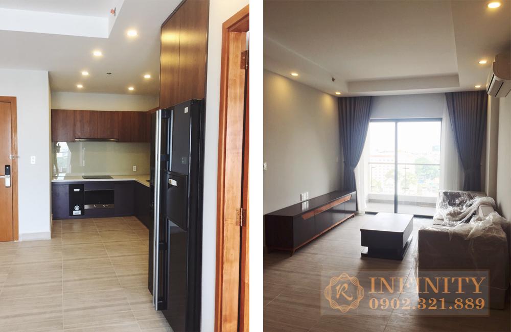 Bán căn hộ Everrich Infinity 73n2 với 2 phòng ngủ