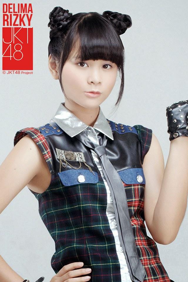 Wallpaper Mobile Content JKT48 Random Member (Part 1 ...