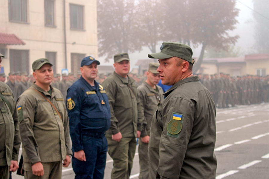 В Одесі створили нову бригаду Національної гвардії