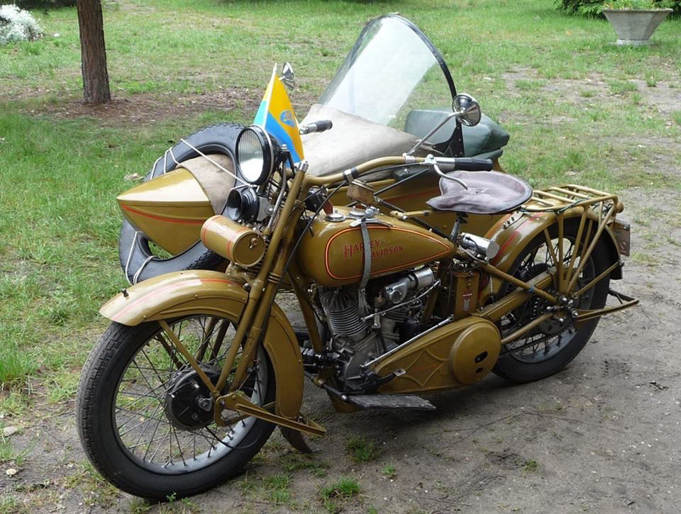 american cycles harley gespann bj 1928 in polen gestohlen. Black Bedroom Furniture Sets. Home Design Ideas