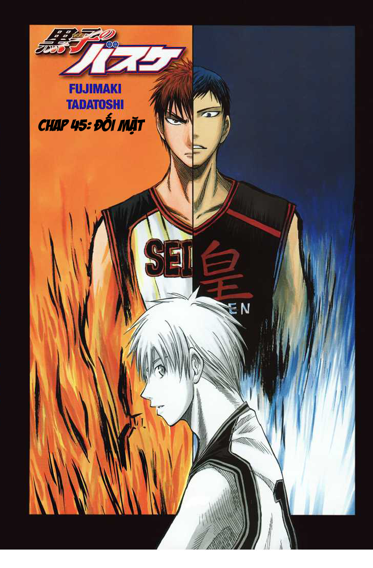 Kuroko No Basket chap 045 trang 3