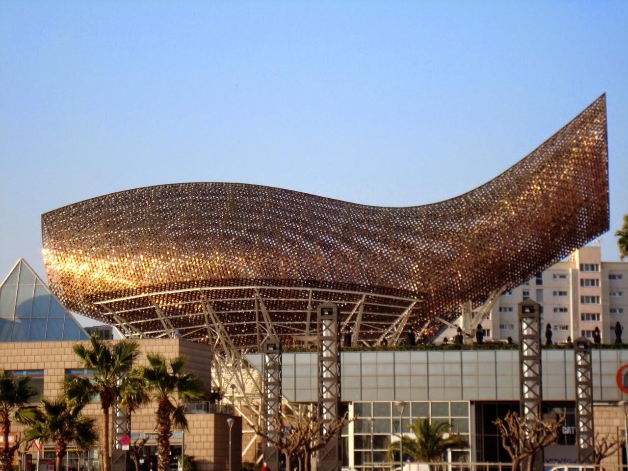 Viajes en la mochila 127 barcelona y los premios for La arquitectura en espana