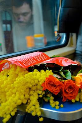 Sleachmour Adventures, Fasnacht, Train Home
