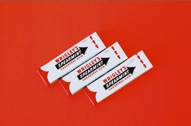 permen karet untuk bau mulut