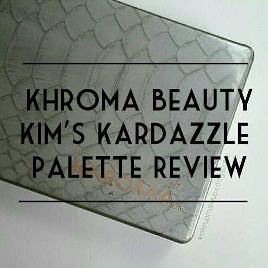 Is There Anything to Love About Kim's Kardazzle Paletre?