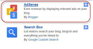Add Adsense Ads to Blogger blogspot blog