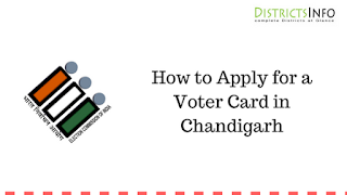 How to Apply for a Voter Card in Chandigarh