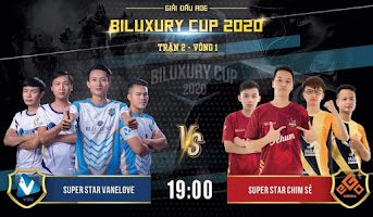 AoE Biluxury Cup | SuperStar CSDN vs SuperStar Vanelove | 4vs4 Random | 20/11/2020