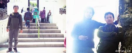 tangga di Sunan Giri