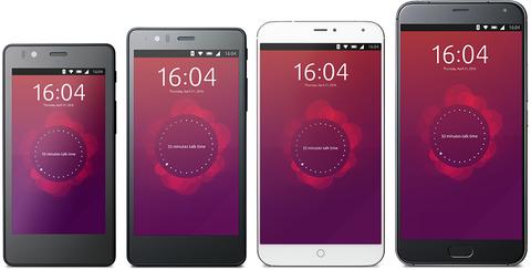 Ubuntu devices