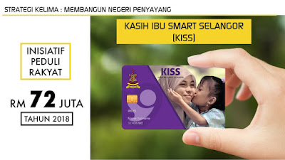 Semakan Status Kasih Ibu Smart Selangor (KISS) 2018
