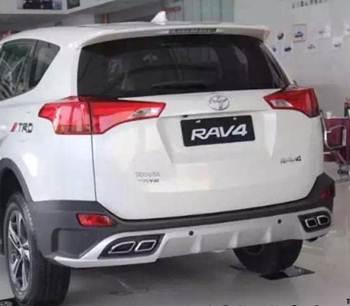 Toyota Rav4 Body Styling Kits
