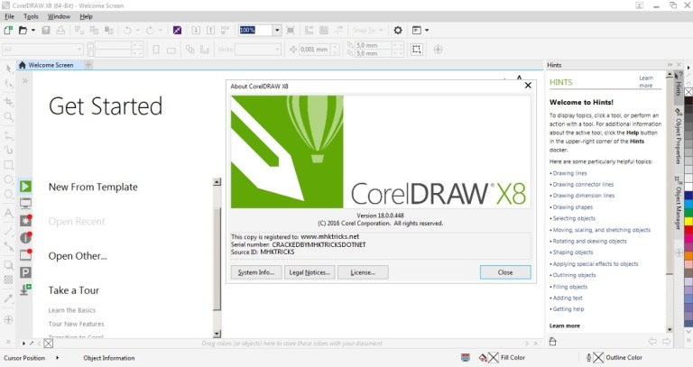download corel draw x5 portable filehippo