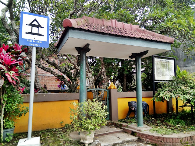 Situs Karuman Tlogomas Malang