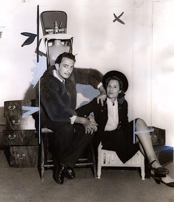 Salvador Dali in San Francisco, 1941 - 1942