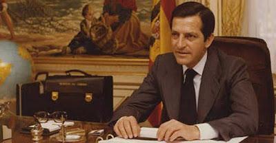 Adolfo Suarez y transicion politica