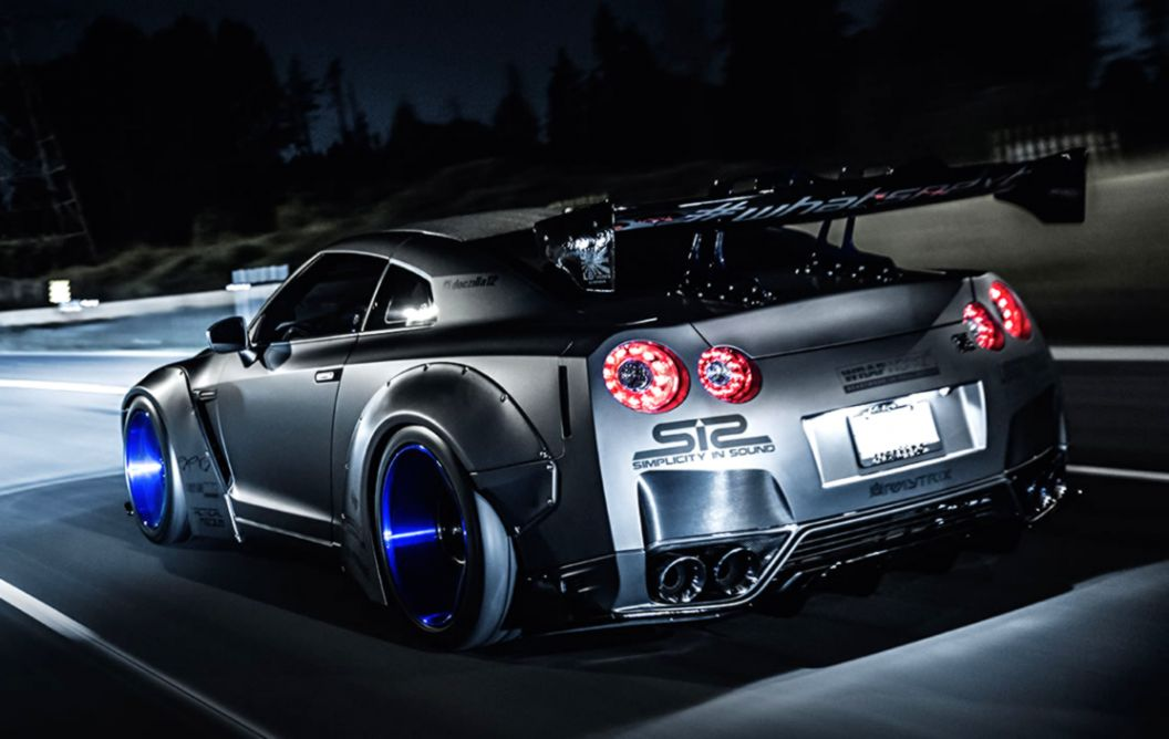 Nissan Gt R R35 Supercar Photo Hd Wallpaper Wallpapers 1080p