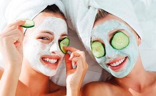 Masker Alami untuk Wajah Kusam