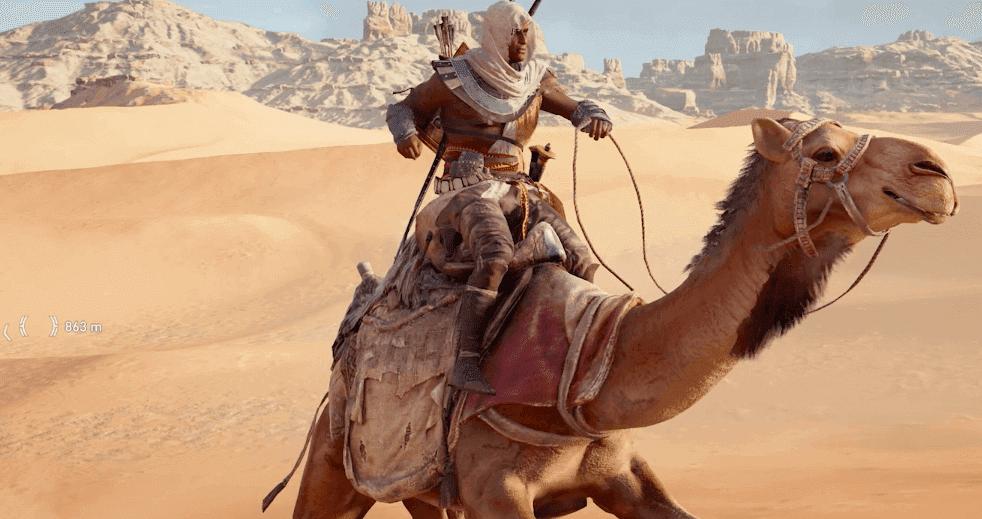تحميل assassin's creed origins بحجم صغير