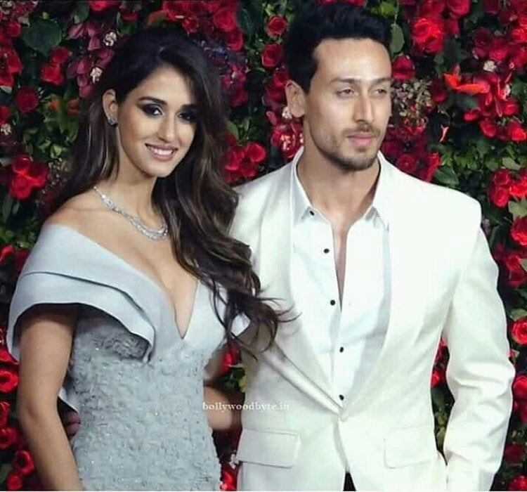 Tiger Shroff and Disha Patani is Awesome Couple