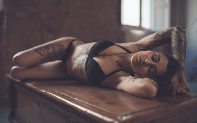 Chica Tatuada de la Semana #2