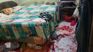 Di Banda Aceh, Suami Istri Dibantai di Dalam kamar