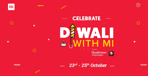 Celebrate this Diwali with Mi Re. 1 Flash Sale - Last Day Today