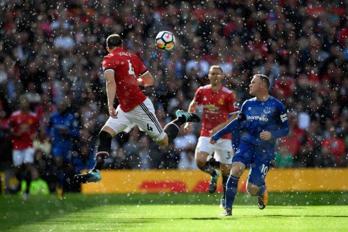 Manchester United vs Everton 4-0 EPL 2017